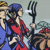Día de la Mujer trabajadora 8 de marzo