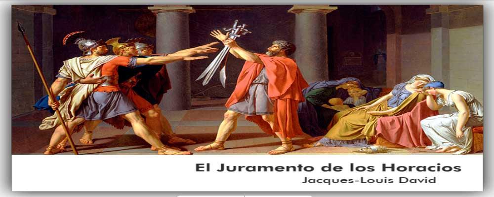 Patriarcado-del-juramento-de-los-horacios-Jacques-Louis-David