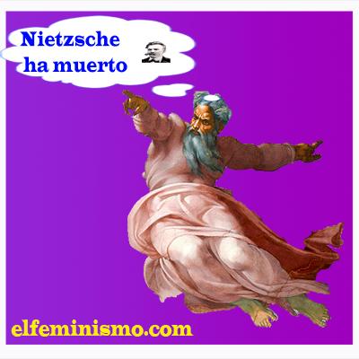 Nietzsche ha muerto y la religión sigue viva.