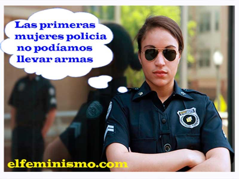 sexismo-mujeress-policia-no-podian-llevar-armas