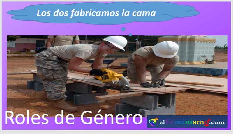 roles-de-genero-fabricar-cama