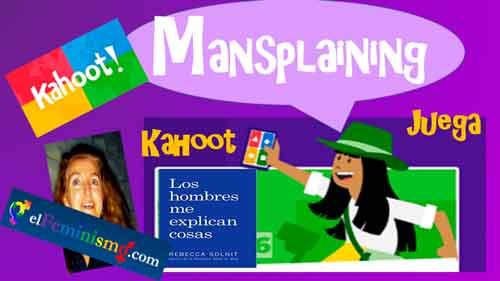 kahoot-mansplaining
