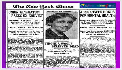virginia-woolf-suicidio-new-york-times