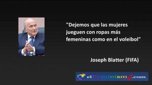Joseph-Blatter-misogino