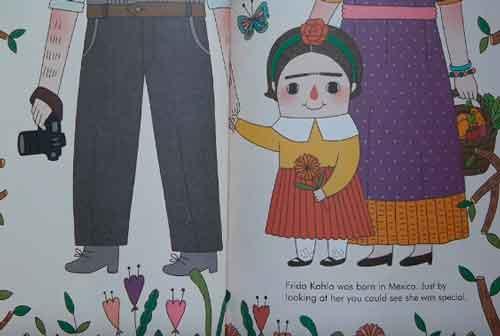 Pequena-y-Grande-Frida-Kahlo-María-Isabel-Sanchez-Vegara