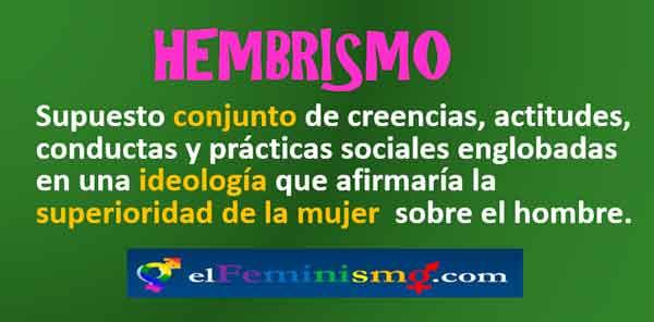 hembrismo-definicion