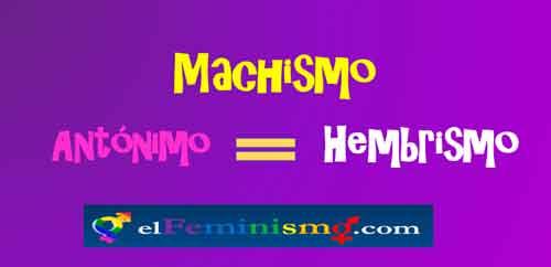 machismo-antonimo
