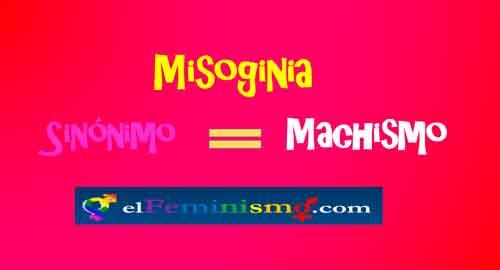 misoginia-sinonimo