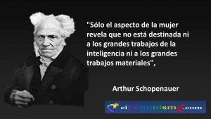 schopenhauer-misogino