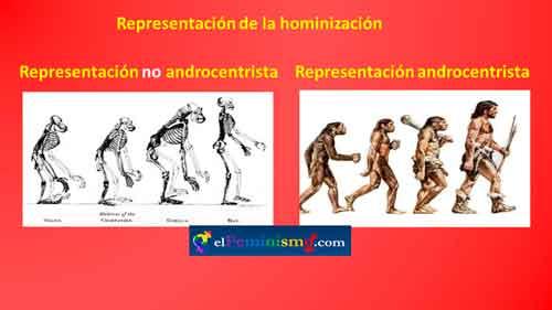 androcentrismo-hominizacion