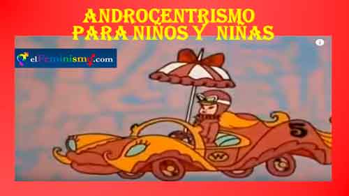 androcentrismo-para-ninos-dibujo-los-autos-locos