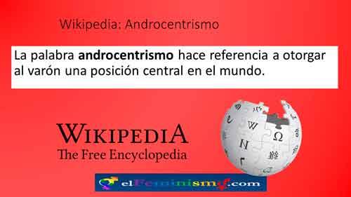 androcentrismo-wikipedia