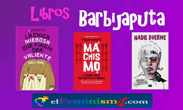barbijaputa-libros