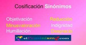 cosificacion-sinonimos