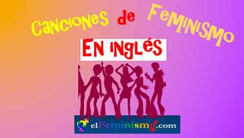 canciones-de-feminismo-en-ingles