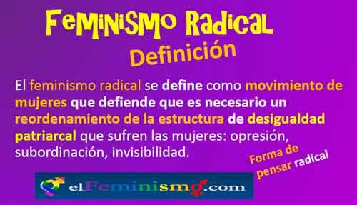 definicion-de-feminismo-radical