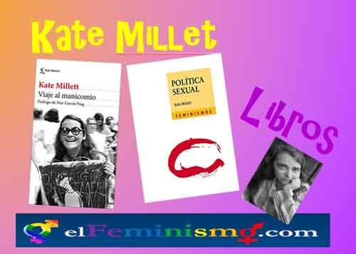 kate-millet-libros