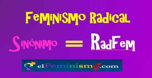 sinonimo-feminismo-radical