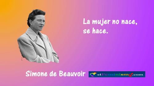 la-mujer-no-nace-se-hace-simone-de-beauvoir