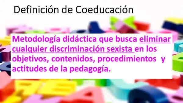definicion-de-coeducacion