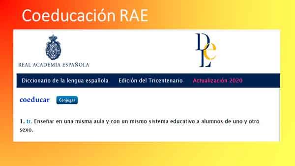 significado-de-coeducacion-segun-la-rae