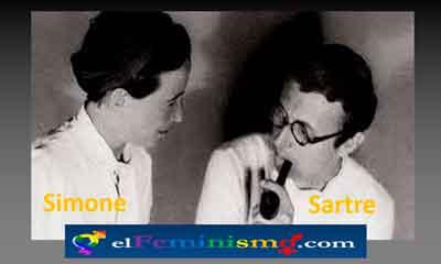 simone-de-beauvoir-conoce-a-Jean-paul-sartre-en-1929