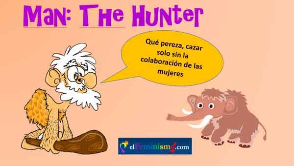 man-the-hunter-el-hombre-prehistorico-cazador